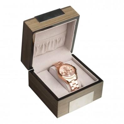 Verpackung für Armbanduhren, braun
