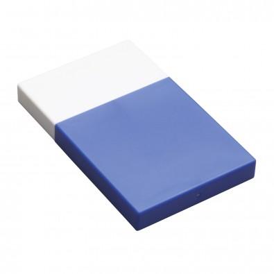 Visitenkartenbox REFLECTS-KELMIS, weiß/blau