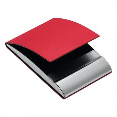 Visitenkartenbox Reflects Vannes Rot Rot