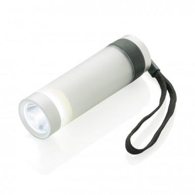 Vivid Taschenlampe, silber