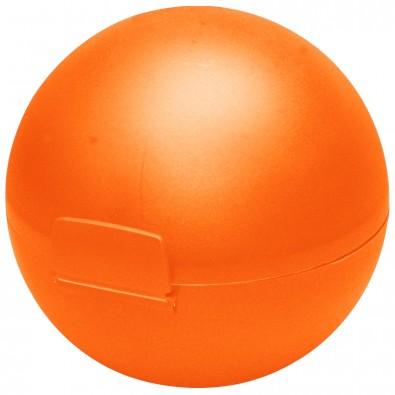 Vorratsdose Apfel-Box, standard-orange