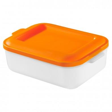 Vorratsdose Brot-Box, standard-orange