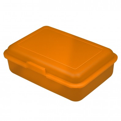 Vorratsdose School-Box mittel, trend-orange PP