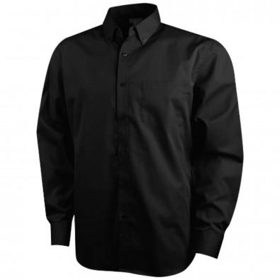new style 4e3bf 0cb8f Wilshire Langarm Hemd, schwarz, XS schwarz | XS