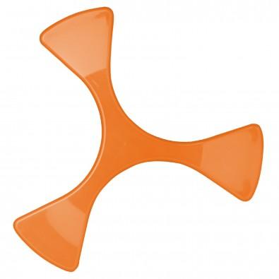 Wurfscheibe Heli 30, standard-orange