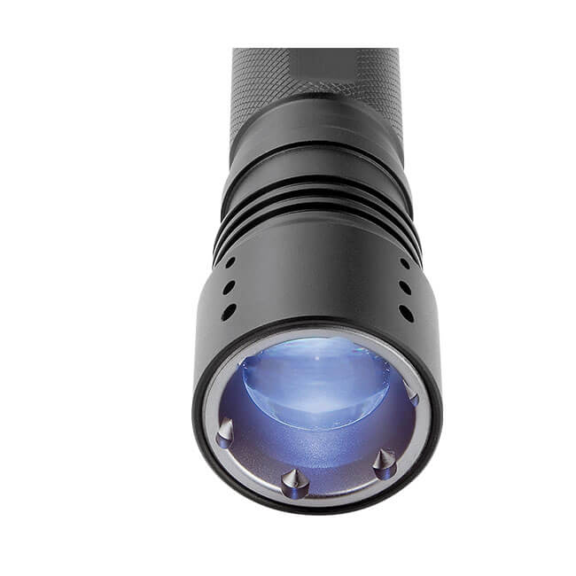 werbeartikel taschenlampe extrem power 5 watt werbemittel bedrucken bei bettmer. Black Bedroom Furniture Sets. Home Design Ideas