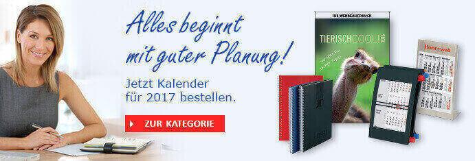 Kalender Aktion 2017